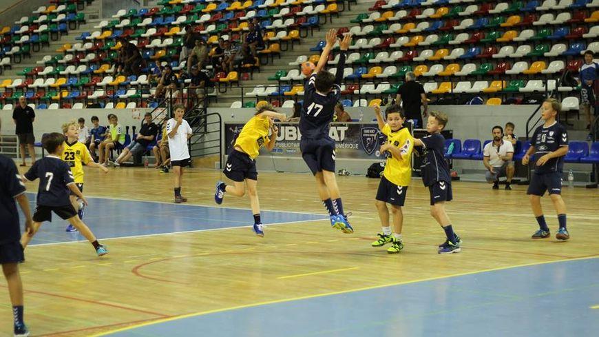 La formation est l'une des priorités du Grand Nancy Métropole Handball