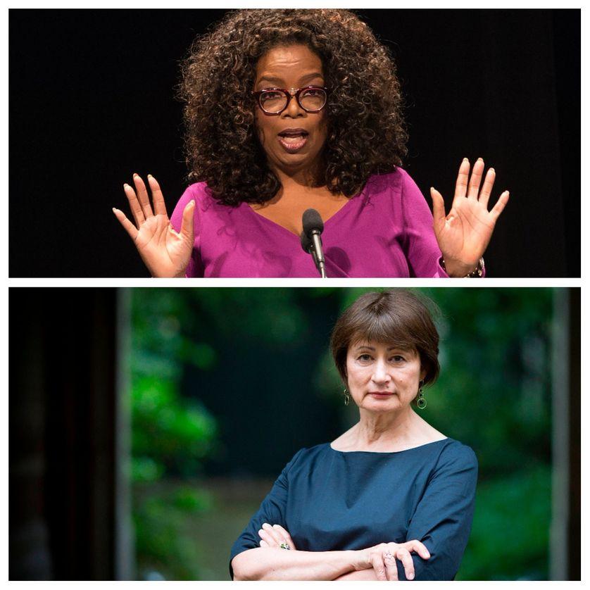 Oprah Winfrey/Catherine Millet