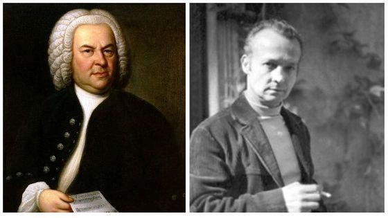 J-S Bach / Olivier Alain