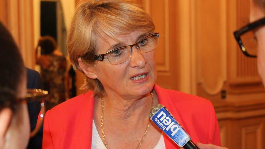 Marie-Noëlle Battistel, députée socialiste des territoires de montagne en l'Isère était l'invitée de France Bleu Isère ce mercredi matin