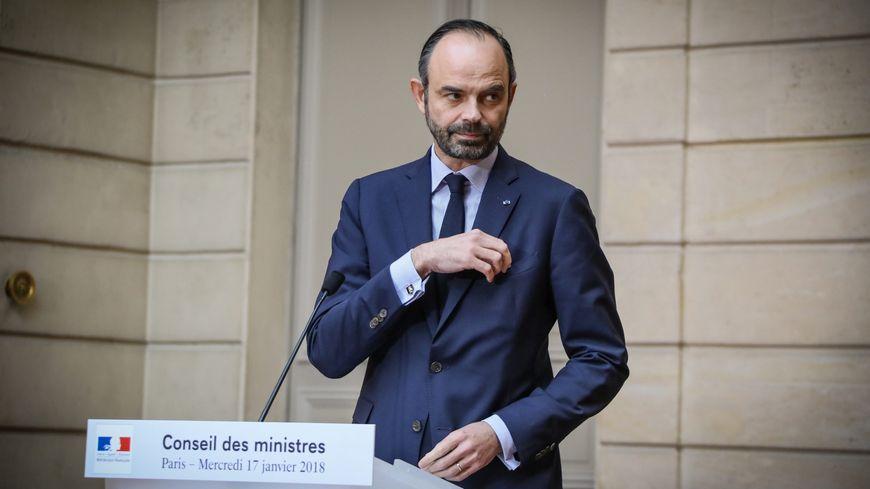 Edouard Philippe entend intensifier les liaisons depuis la Bretagne par le rail et les airs.