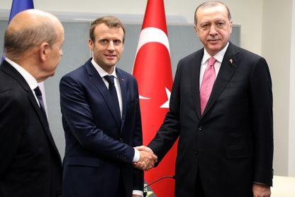 Erdogan est attendu vendredi à l'Elysée pour discuter, entre autre, des relations bilatérales entre Paris et Ankara