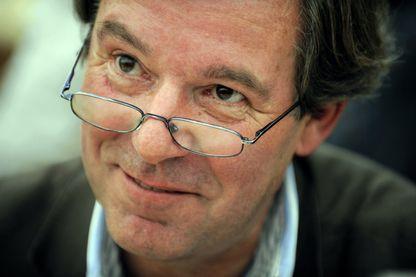 Jérôme Garcin à la 33e édition du livre sur la place en 2011