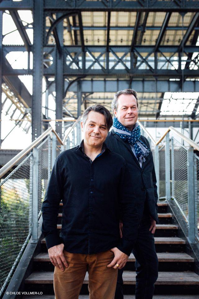 Yves Sente et Steve Cuzor