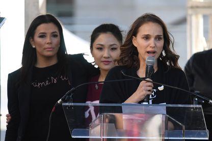 L'émouvant discours de Natalie Portman à la Marche des femmes le 20 janvier 2018