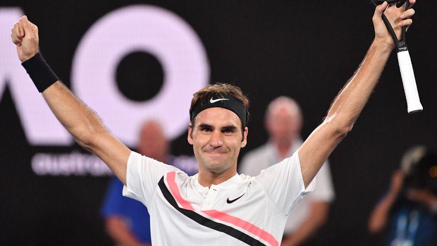 Un 20e titre du Grand Chelem pour Roger Federer.