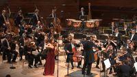L'Orchestre national de France joue Bach, Rachmaninov et Hindemith avec la violoniste Arabella Steinbacher