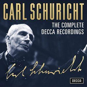 Carl Schuricht DECCA