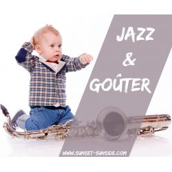 Jazz & Goûter au Sunside à Paris