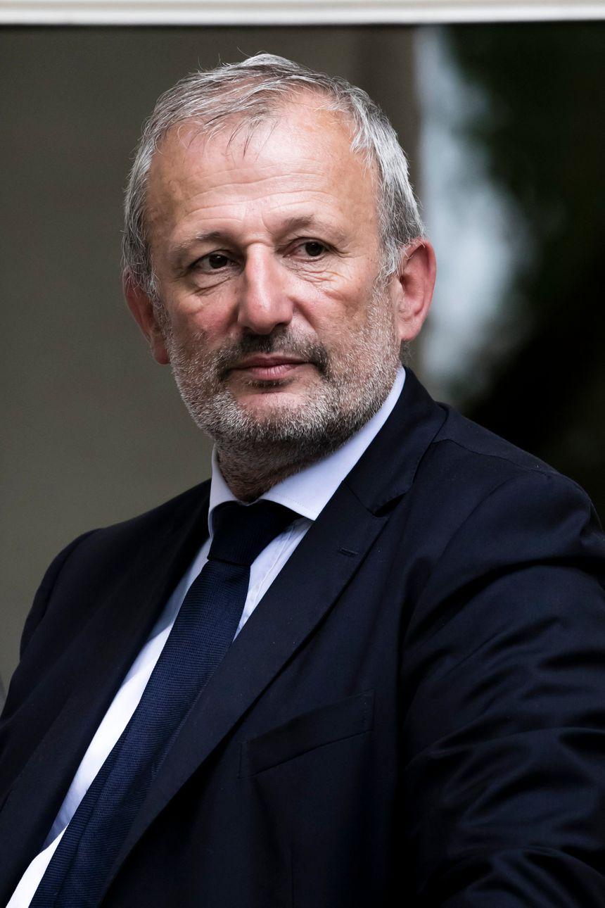 François Pupponi, député de la huitième circonscription du Val-d'Oise