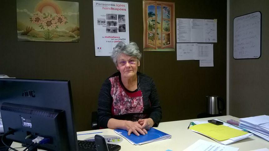 Odette Renaud-Inclan, présidente d'Alma 36 depuis sa création en novembre 2012