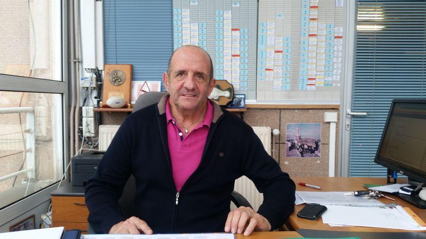 Yves Herszfeld, le directeur du port d'Arcachon