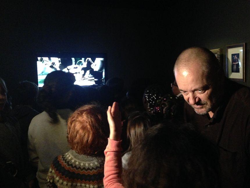 Jean-Pierre Jeunet a répondu aux dizaines de questions des élèves parisiens
