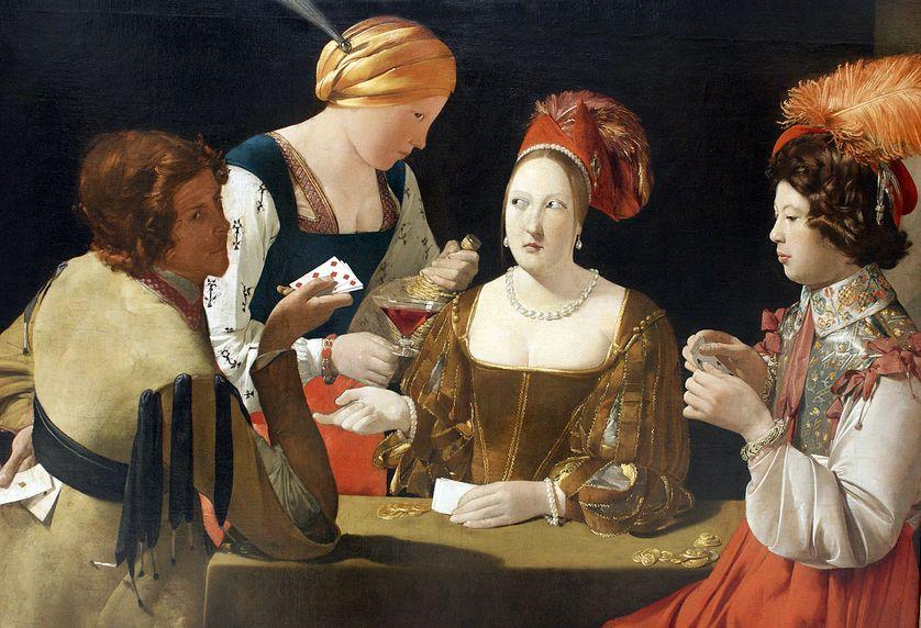 Le Tricheur à l'as de carreau est un tableau peint par Georges de La Tour vers 1636-16381, conservé au musée du Louvre, et considéré comme l'un des chefs-d'œuvre du peintre et de la peinture française