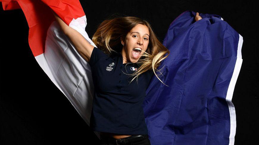 La jeune isolienne Julia Pereira est sélectionné pour les Jeux Olympiques d'Hiver.