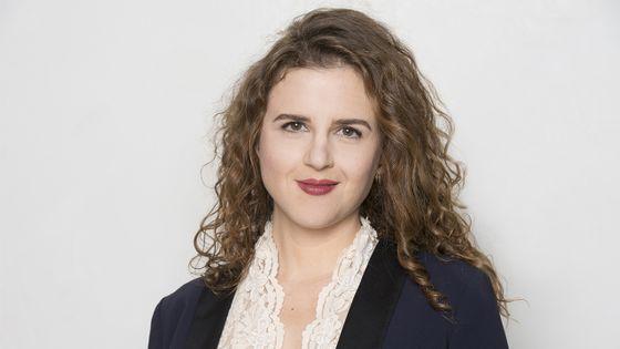 La chanteuse Eva Zaïcik est nommée dans la catégorie Révélation des Victoires de la musique classique