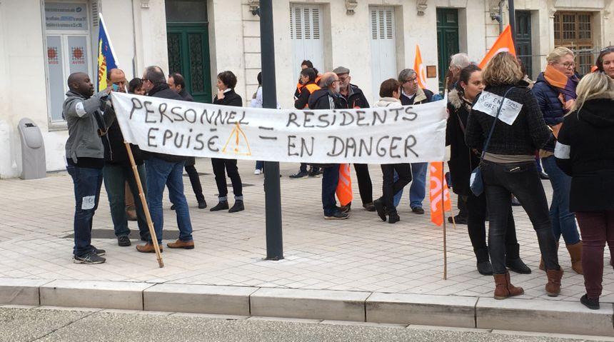 Le rassemblement à Poitiers.