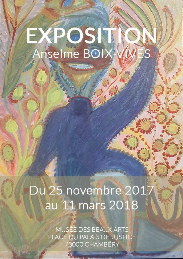 Anselme Boix-Vives Expo