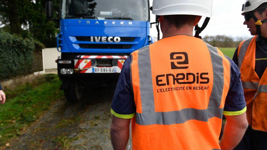 Enedis a mobilisé 300 techniciens en Région Centre