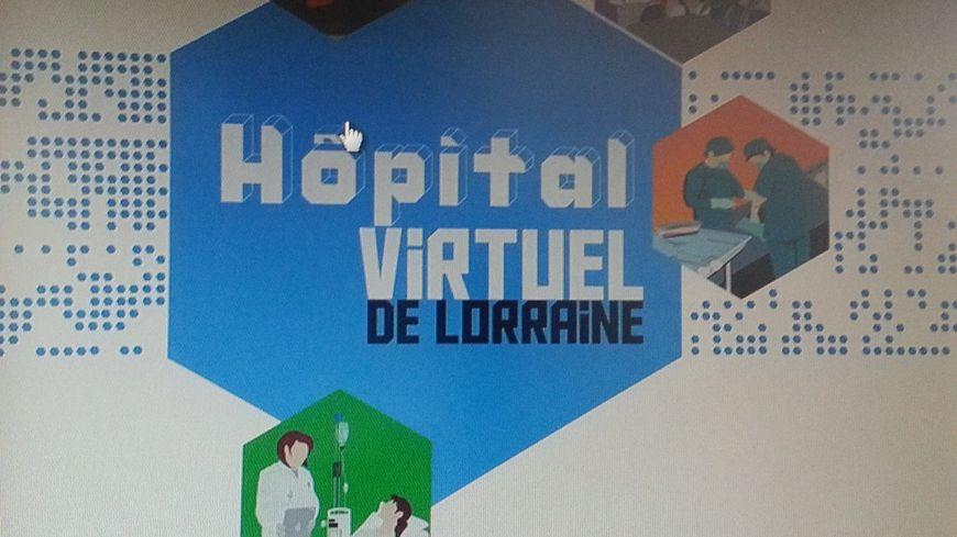 Hôpital Virtuel De Lorraine Un Centre De Formation