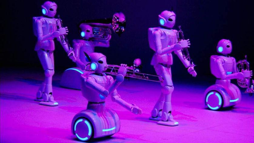 Quand l'intelligence artificielle compose de la musique...