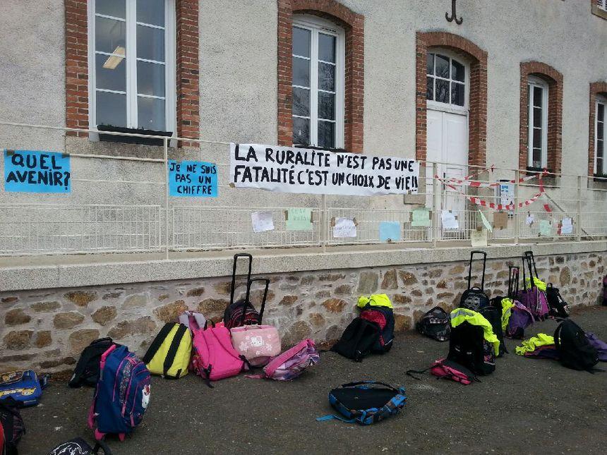 Un village corrézien se mobilise pour son école