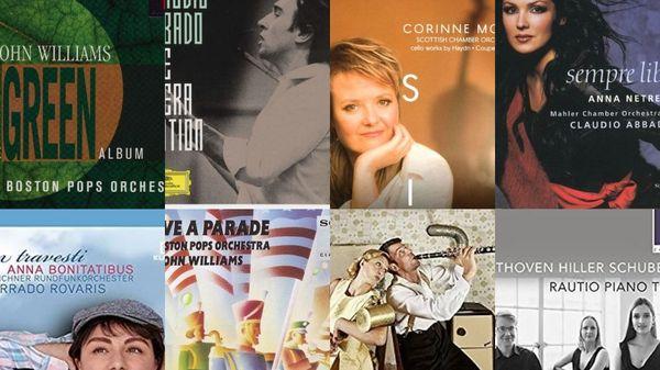 Actualité du disque : Mozart, Hiller, Beethoven...
