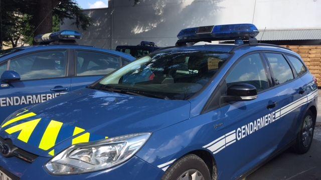 Garde à vue à la gendarmerie pour le jeune fêtard