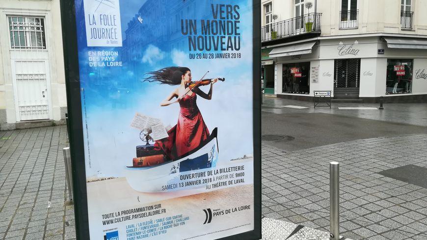 """A Laval, """"La Folle journée"""" a réuni près de 6500 spectateurs."""