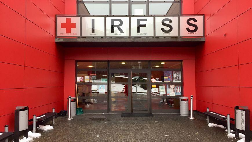 L'institut régional de formation sanitaire et sociale de la Croix-Rouge de Saint-Etienne
