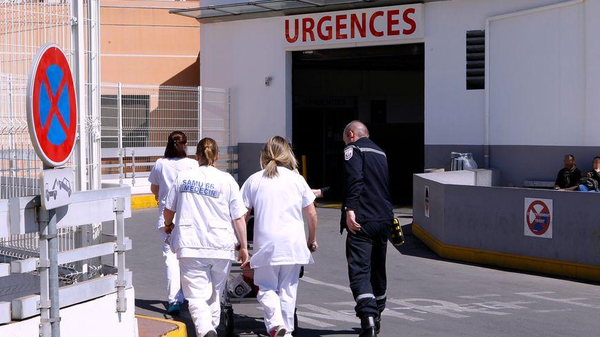 Une petite fille de 3 ans est décédée de la grippe à l'hôpital d'Aix-les-Bains (image d'illustration).