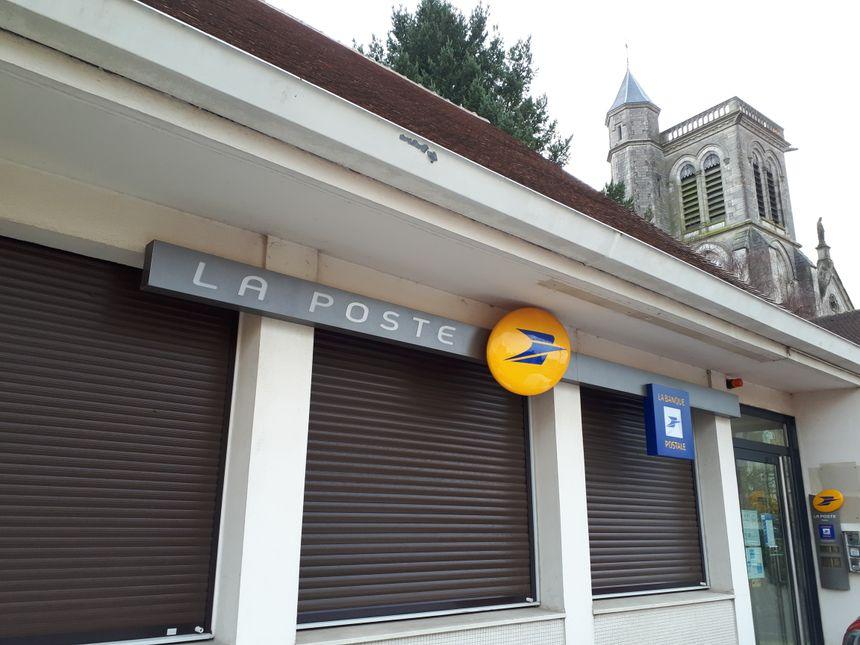 La mairie de Pourrain envisage de créer une agence postale communale.