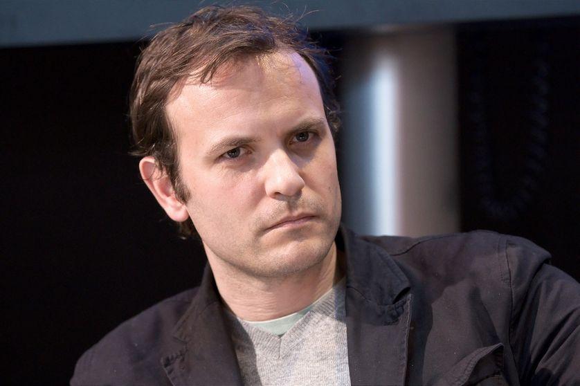 Timothée de Fombelle en 2010 au Salon du livre de Paris.