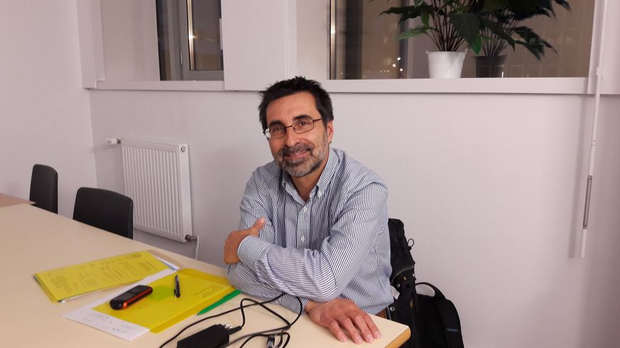 Le Professeur Jacques-Olivier Bay, chef du service hématologie au CHU Estaing