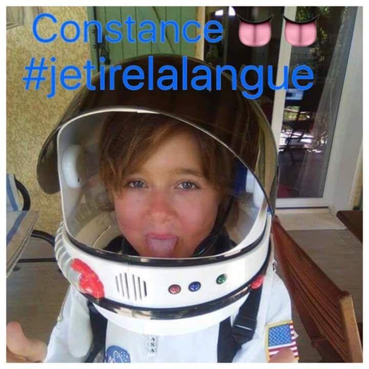 La petite fille voulait devenir astronaute et avait eu Thomas Pesquet au téléphone