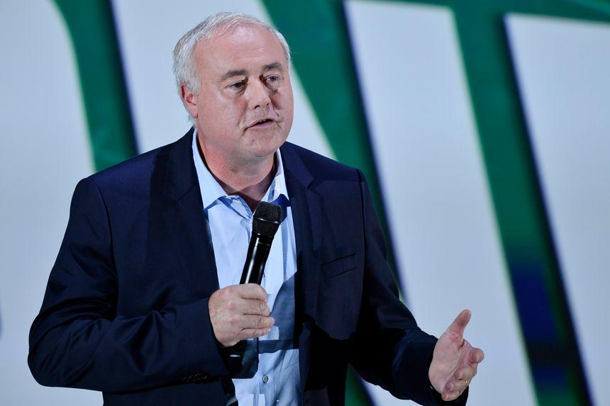 Le français Jean-Marc Chéry, futur PDG de STMicroelectronics