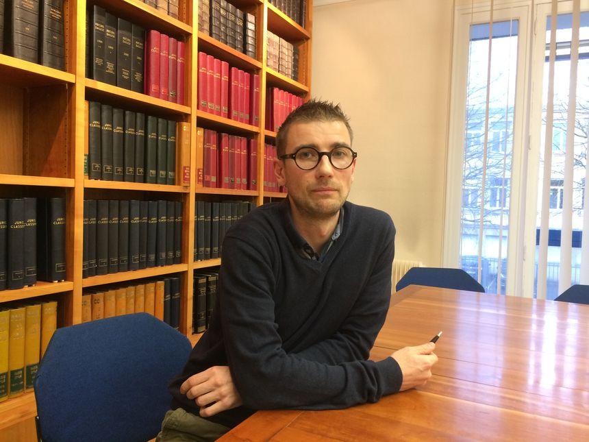 Matthieu Toucane va rallier Paris à vélo en quatre jours