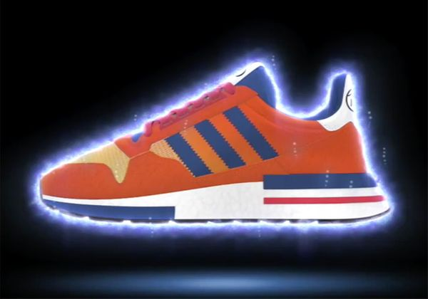 adidas dragon ball z chaussure