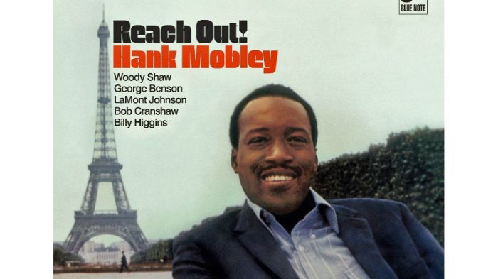Hank Mobley - Reach out ! (Blue Note 84288)