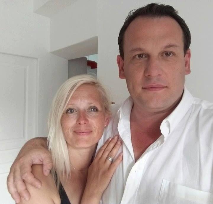 Avec son mari Jean-François Caracci, Bénédicte de Grèce vit une incroyable aventure.