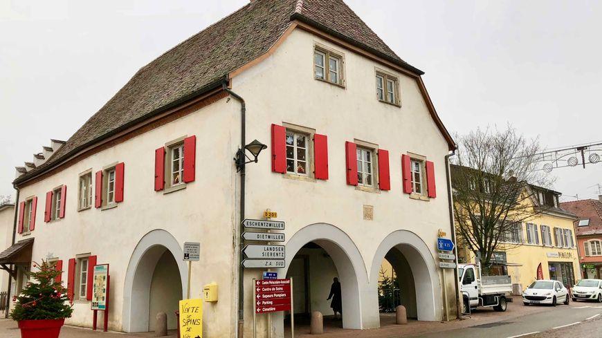 Habsheim, le Rothhuss