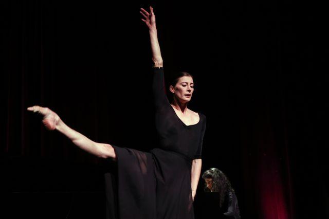 Marie-Agnès Gillot en 2015