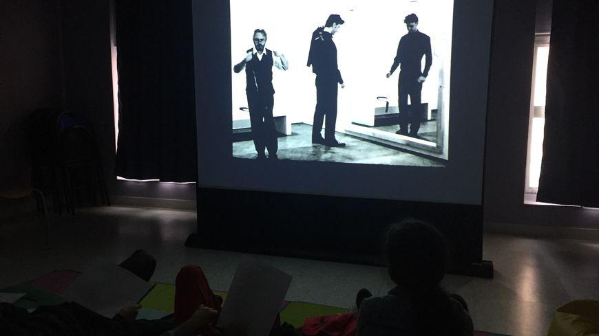 Les enfants ont sélectionnés les films