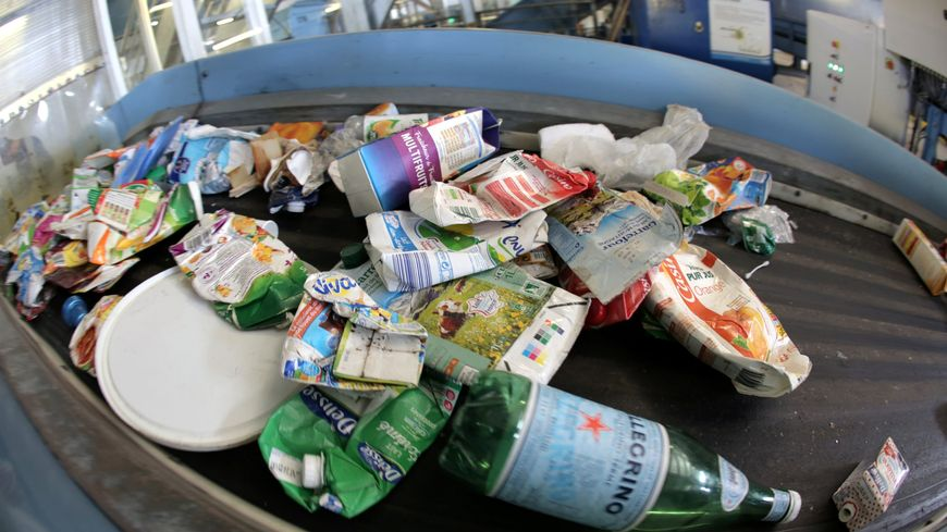 En moyenne, en 2016, les Ligériens ont trié 63 kilos d'emballages ménagers