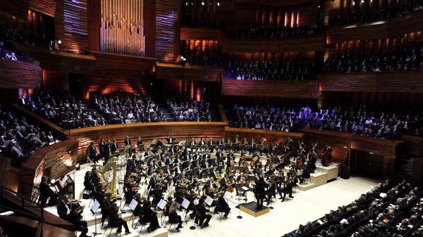 Le Concert du Nouvel An avec l'Orchestre national de France & Emmanuel Krivine