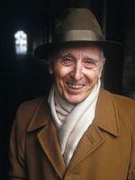 Daniel Cordier en 1999.