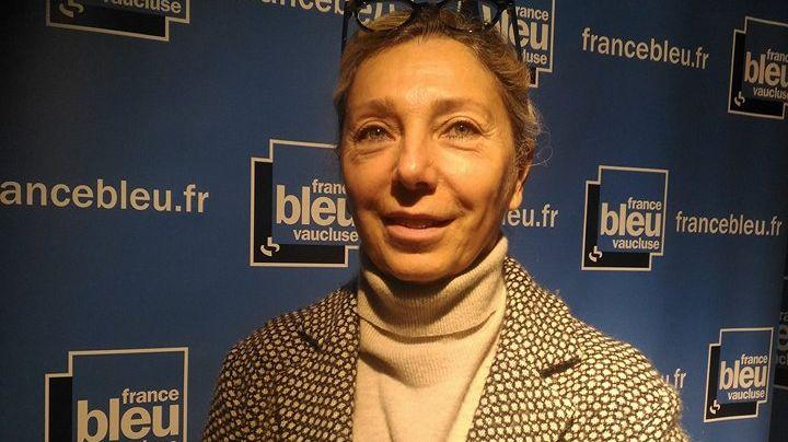 Isabelle Martin-Bridot directrice du Centre de Développement Chorégraphique National d'Avignon.