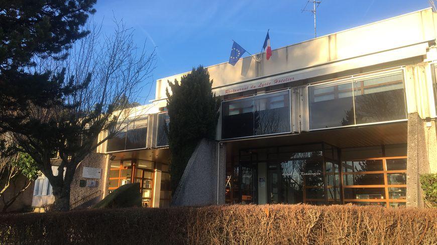 Le restaurant du lycée hotelier de Chamalières s'apprête à accueillir le Président de la République