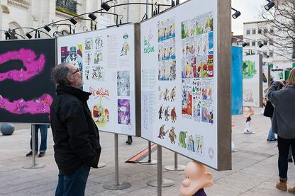 45ème édition du Festival Internationale de Bande Dessinée