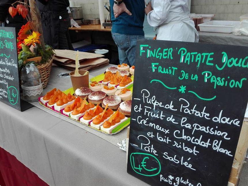 Mixer patisseries et légumes : défi relevé pour Soizic et Gaëlle